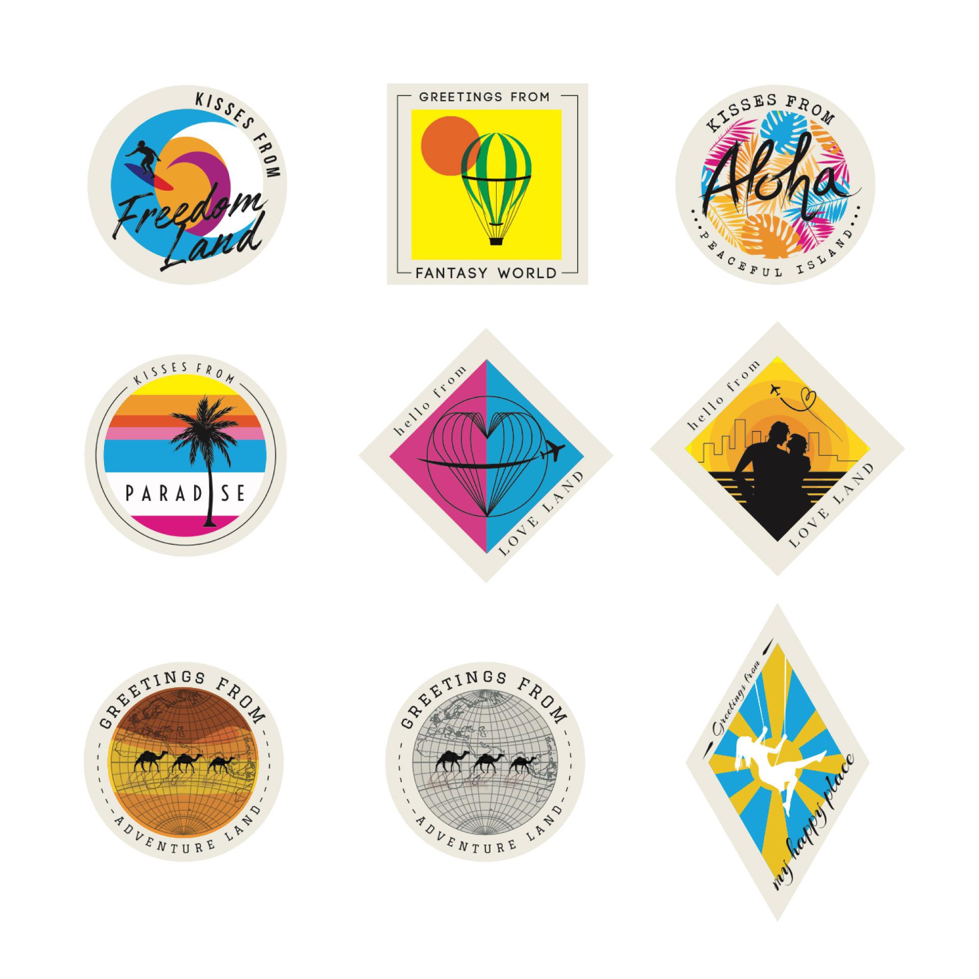 stickers-pop